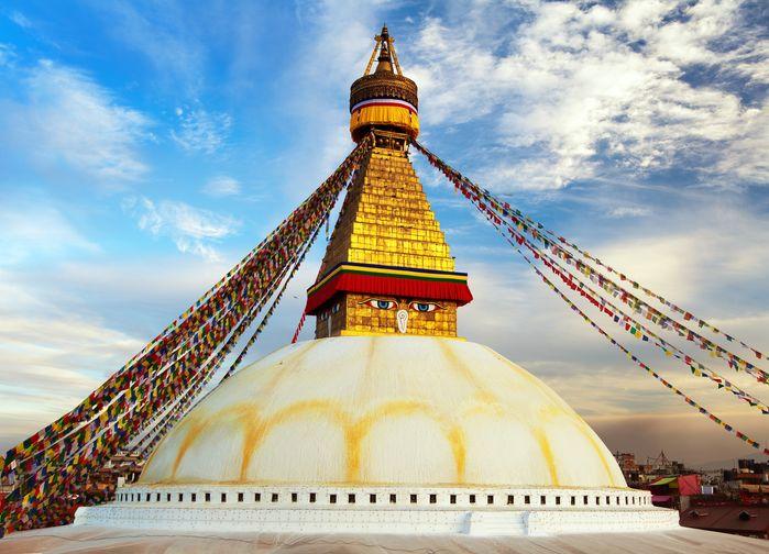 Bouddnath Kathmandu
