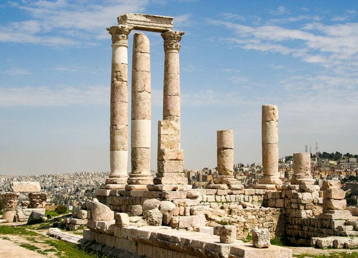 Herkulestempelet i Amman